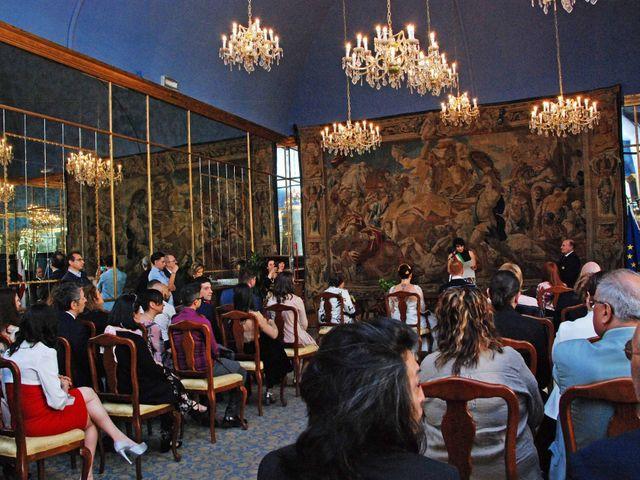Il matrimonio di Davide e Chantal a Milano, Milano 28