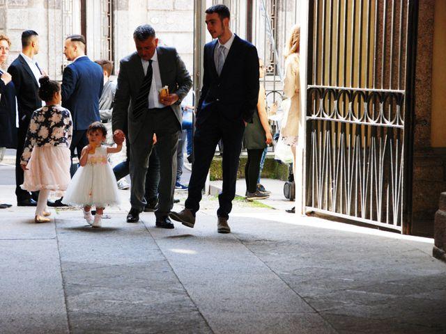 Il matrimonio di Davide e Chantal a Milano, Milano 31