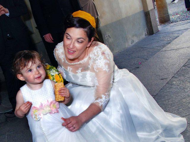 Il matrimonio di Davide e Chantal a Milano, Milano 32