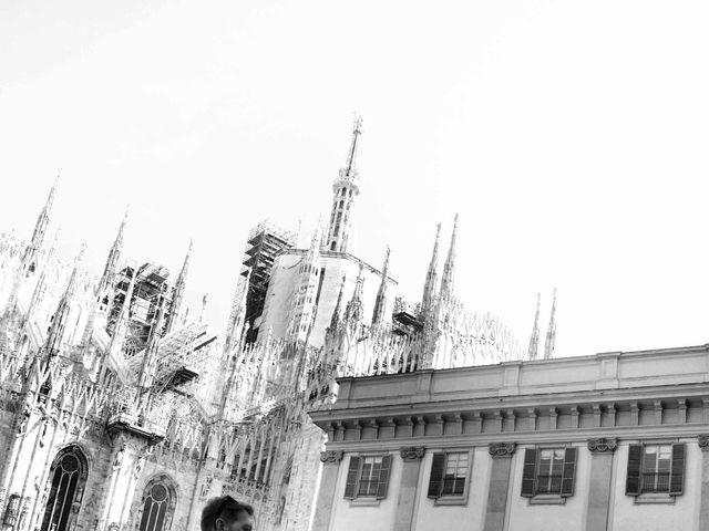 Il matrimonio di Davide e Chantal a Milano, Milano 35