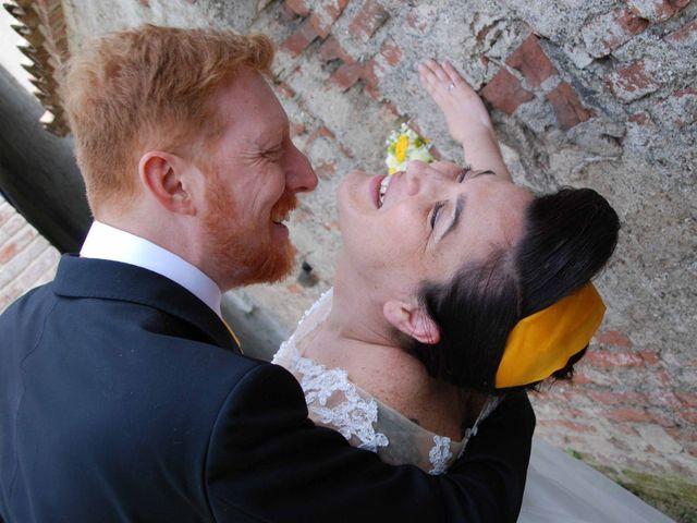 Il matrimonio di Davide e Chantal a Milano, Milano 41