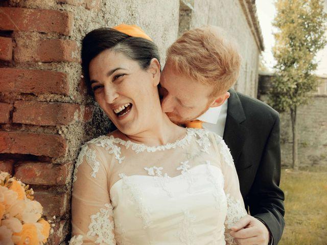 Il matrimonio di Davide e Chantal a Milano, Milano 43