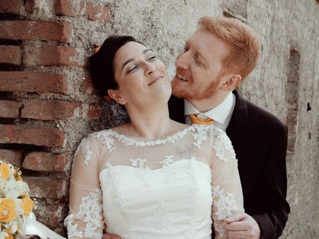 Il matrimonio di Davide e Chantal a Milano, Milano 44
