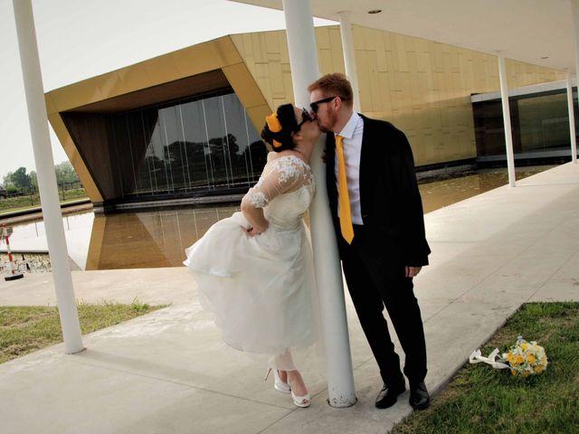 Il matrimonio di Davide e Chantal a Milano, Milano 45