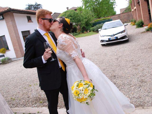 Il matrimonio di Davide e Chantal a Milano, Milano 46
