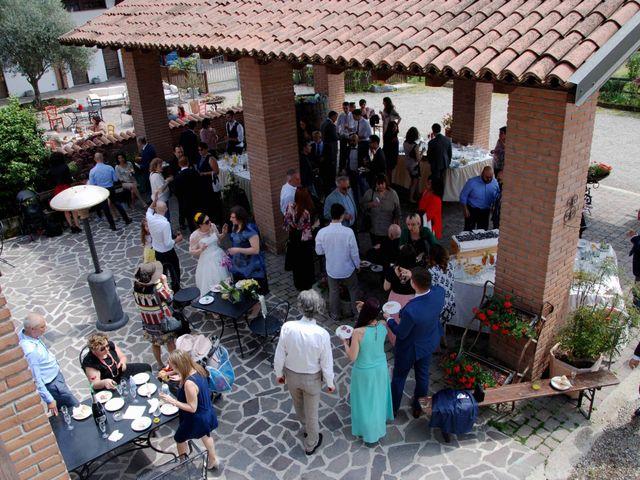 Il matrimonio di Davide e Chantal a Milano, Milano 51