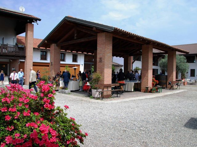 Il matrimonio di Davide e Chantal a Milano, Milano 52
