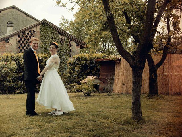 Il matrimonio di Davide e Chantal a Milano, Milano 55