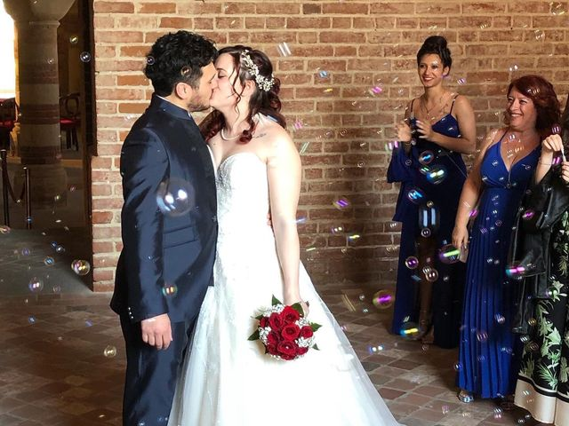 Il matrimonio di Fabio e Francesca  a Asti, Asti 7