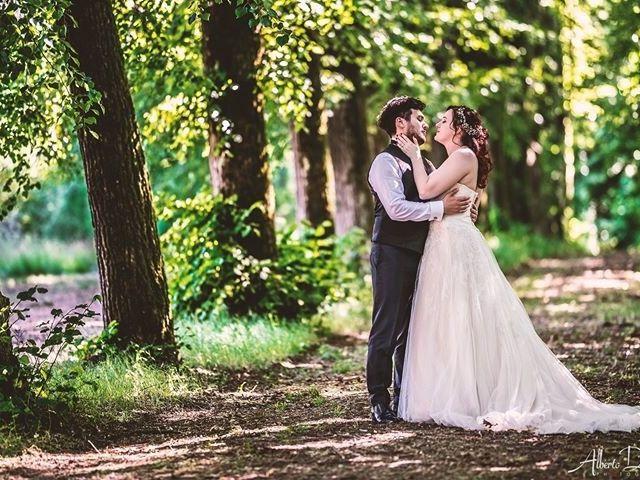 Il matrimonio di Fabio e Francesca  a Asti, Asti 8