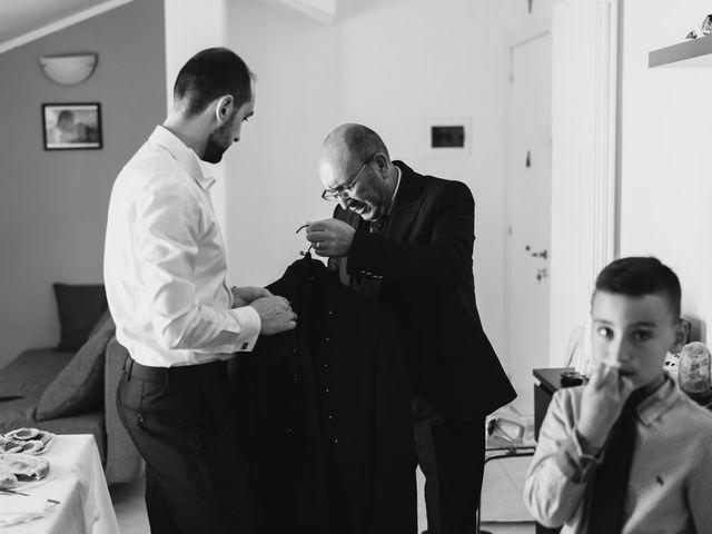 Il matrimonio di Manuel e Nilde a Città Sant'Angelo, Pescara 13