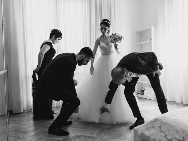 Il matrimonio di Manuel e Nilde a Città Sant'Angelo, Pescara 22