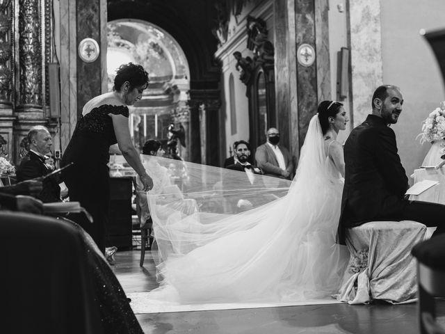 Il matrimonio di Manuel e Nilde a Città Sant'Angelo, Pescara 31