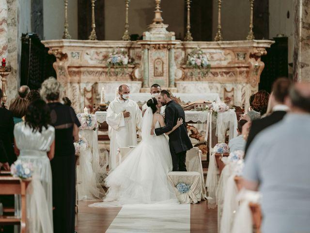 Il matrimonio di Manuel e Nilde a Città Sant'Angelo, Pescara 32