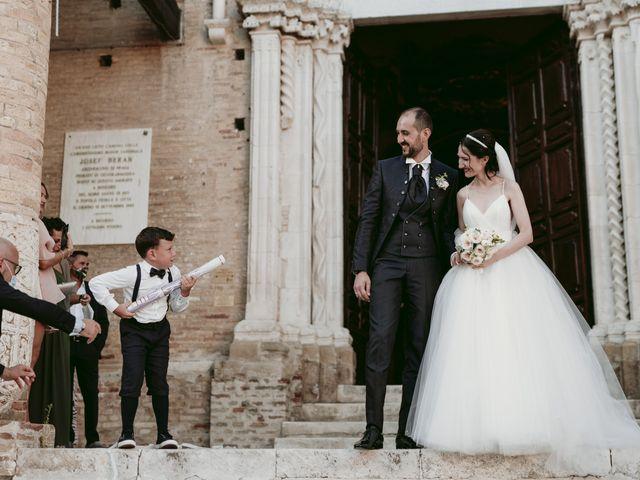 Il matrimonio di Manuel e Nilde a Città Sant'Angelo, Pescara 35