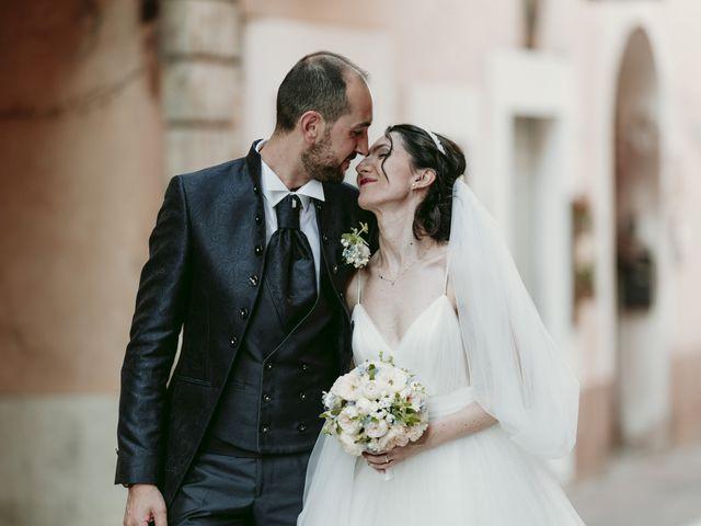 Il matrimonio di Manuel e Nilde a Città Sant'Angelo, Pescara 37