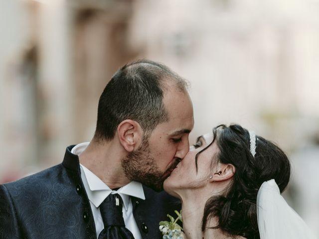 Il matrimonio di Manuel e Nilde a Città Sant'Angelo, Pescara 42