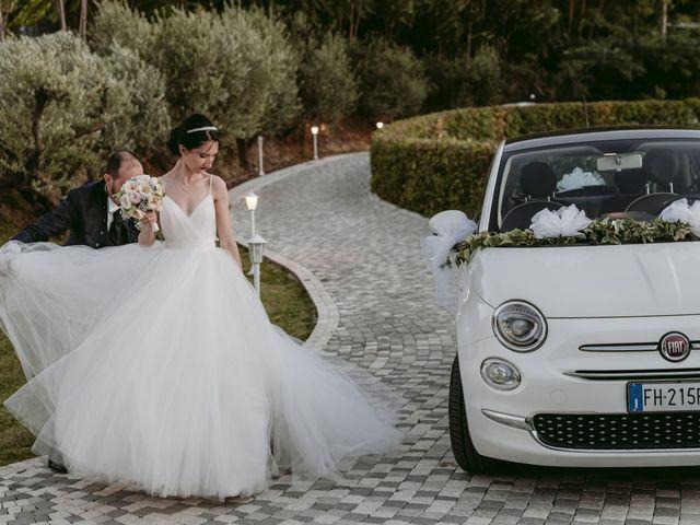 Il matrimonio di Manuel e Nilde a Città Sant'Angelo, Pescara 44