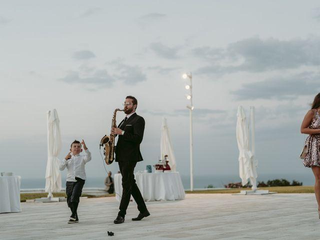 Il matrimonio di Manuel e Nilde a Città Sant'Angelo, Pescara 45