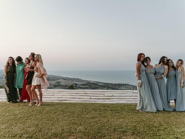 Il matrimonio di Manuel e Nilde a Città Sant'Angelo, Pescara 48