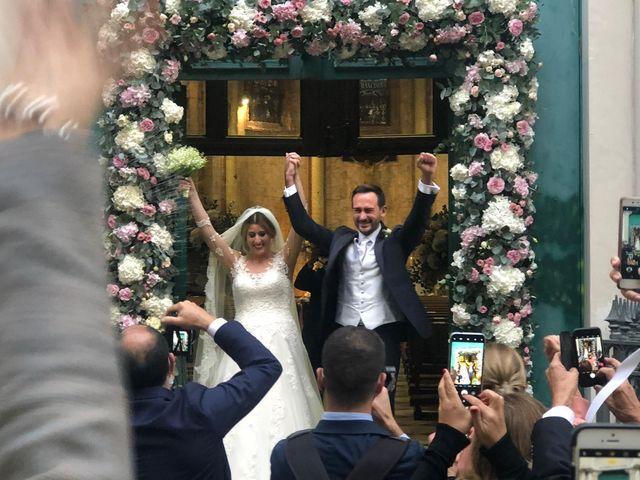 Il matrimonio di Fabrizio  e Francesca a Napoli, Napoli 8
