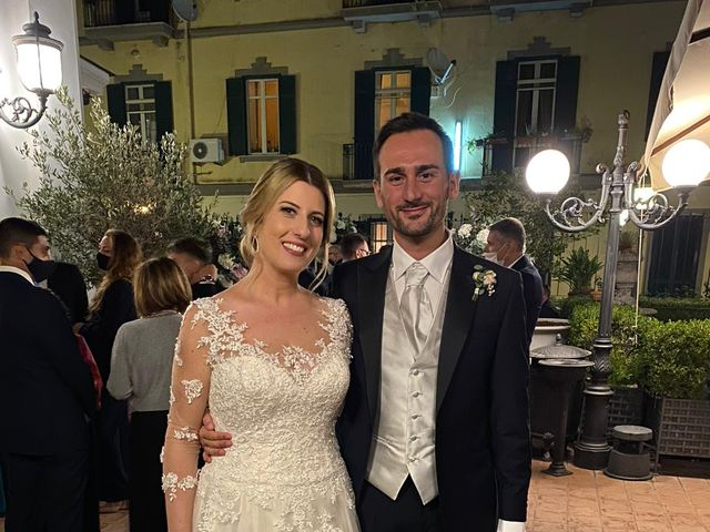 Il matrimonio di Fabrizio  e Francesca a Napoli, Napoli 2