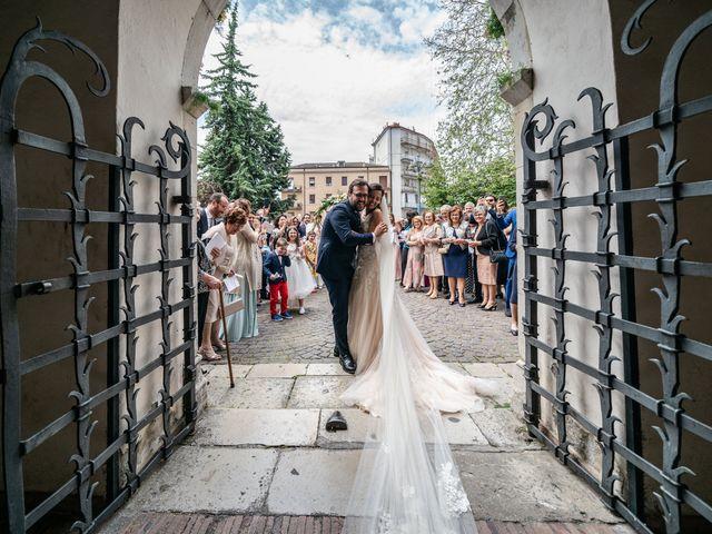 Il matrimonio di Maria Laura e Alessandro a Potenza, Potenza 2