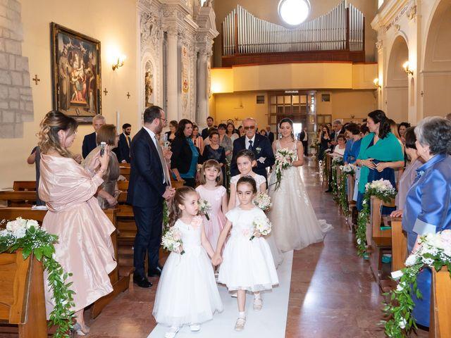 Il matrimonio di Maria Laura e Alessandro a Potenza, Potenza 12