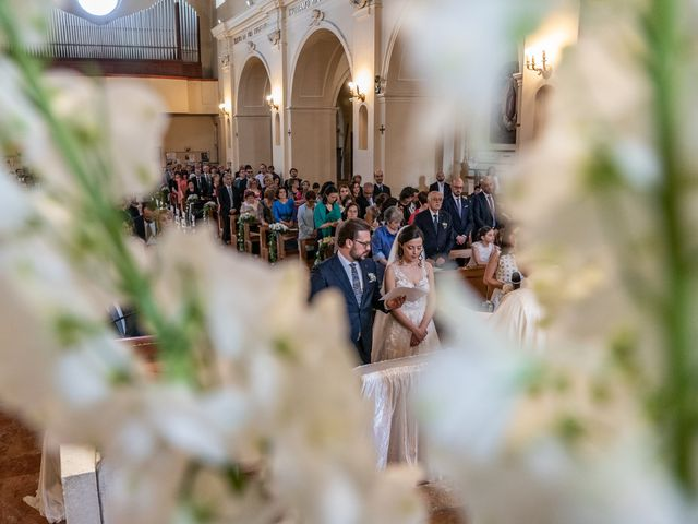 Il matrimonio di Maria Laura e Alessandro a Potenza, Potenza 15