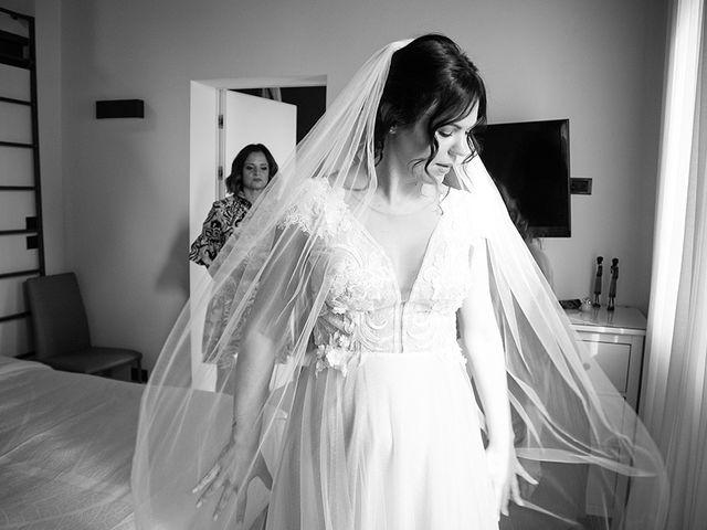 Il matrimonio di Matteo e Valeria a Fara Vicentino, Vicenza 11