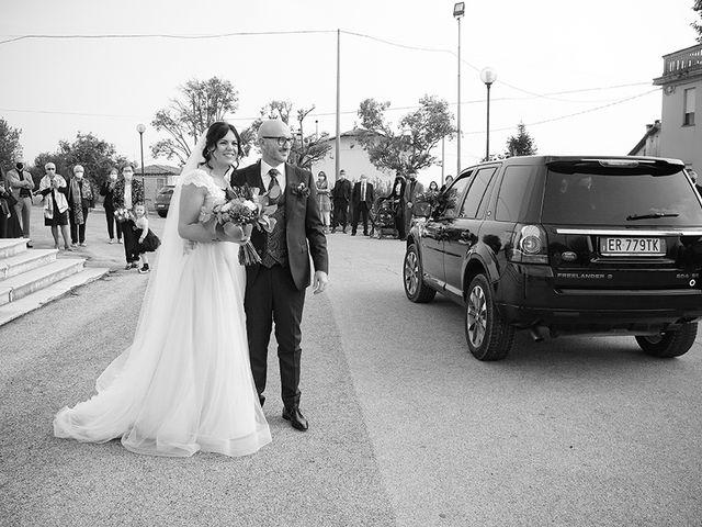 Il matrimonio di Matteo e Valeria a Fara Vicentino, Vicenza 16