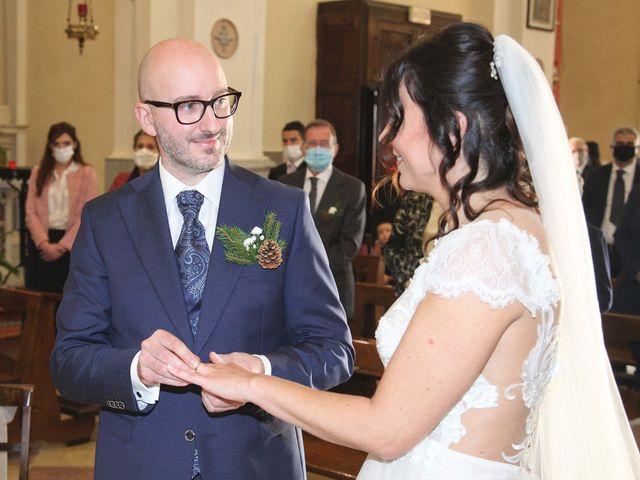 Il matrimonio di Matteo e Valeria a Fara Vicentino, Vicenza 18