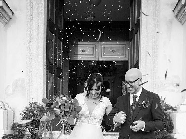 Il matrimonio di Matteo e Valeria a Fara Vicentino, Vicenza 20