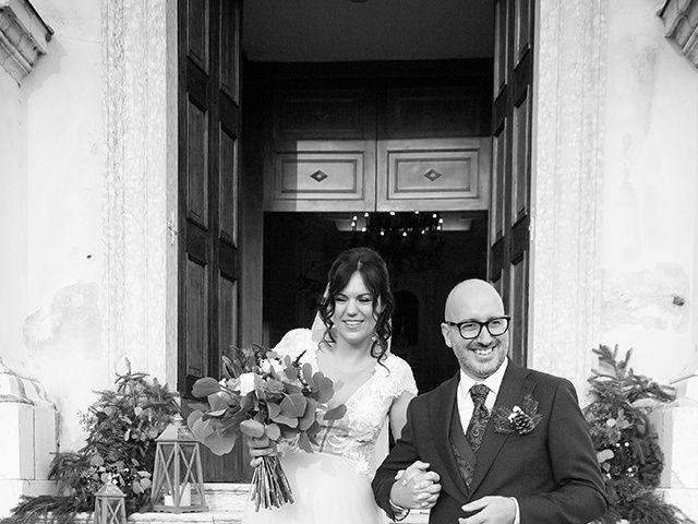 Il matrimonio di Matteo e Valeria a Fara Vicentino, Vicenza 21