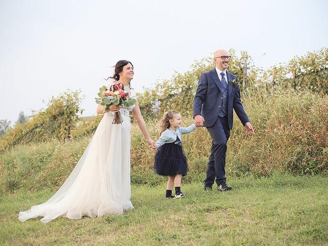Il matrimonio di Matteo e Valeria a Fara Vicentino, Vicenza 23