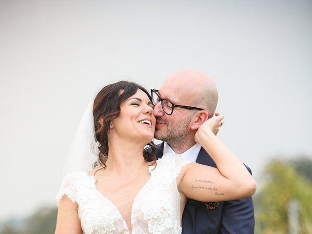 Il matrimonio di Matteo e Valeria a Fara Vicentino, Vicenza 30