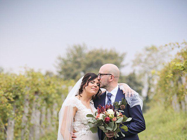 Il matrimonio di Matteo e Valeria a Fara Vicentino, Vicenza 33
