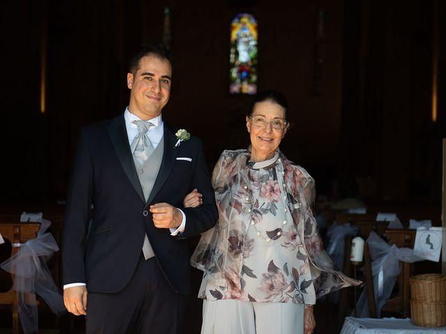Il matrimonio di Andrea e Eleonora a Capannori, Lucca 20