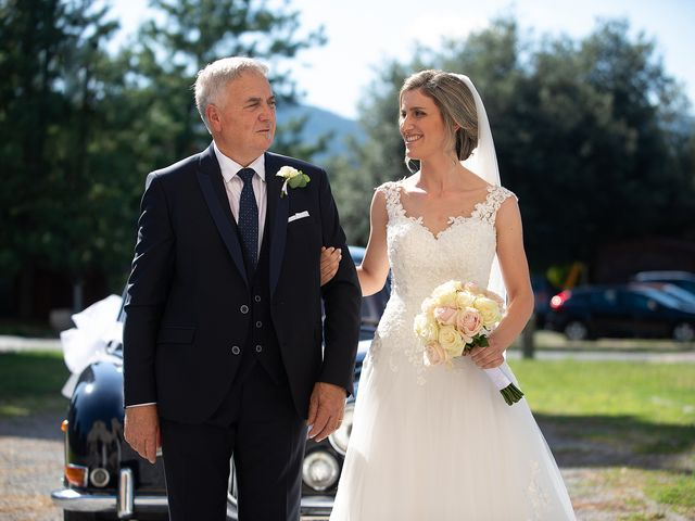 Il matrimonio di Andrea e Eleonora a Capannori, Lucca 25
