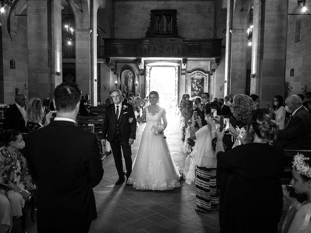 Il matrimonio di Andrea e Eleonora a Capannori, Lucca 27