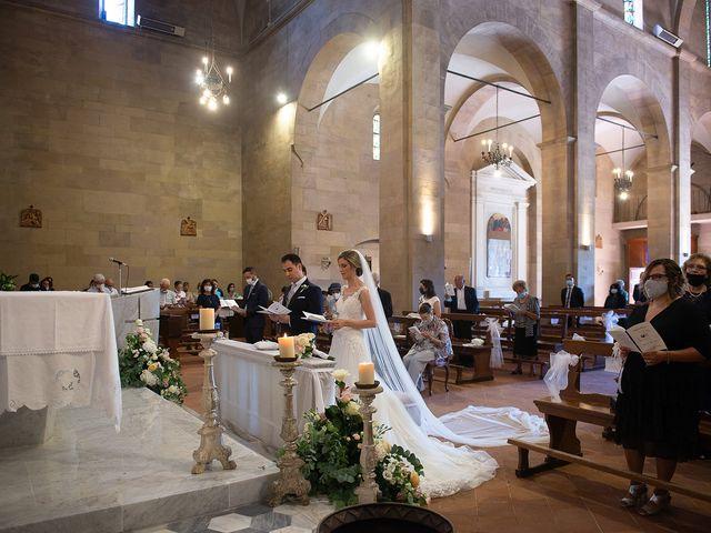 Il matrimonio di Andrea e Eleonora a Capannori, Lucca 28