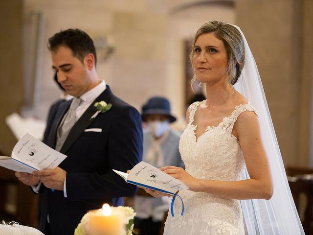 Il matrimonio di Andrea e Eleonora a Capannori, Lucca 29
