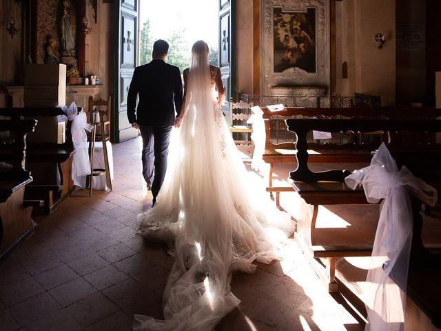 Il matrimonio di Andrea e Eleonora a Capannori, Lucca 34