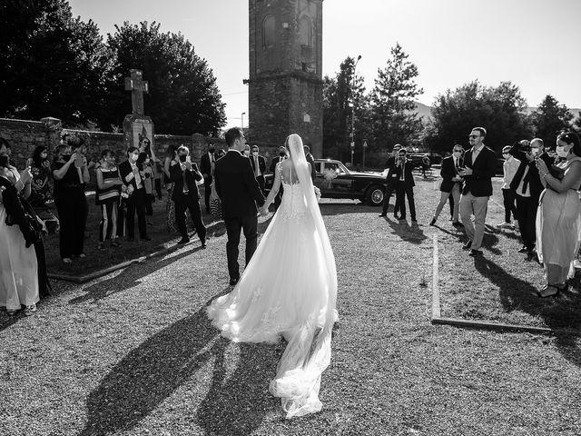 Il matrimonio di Andrea e Eleonora a Capannori, Lucca 35