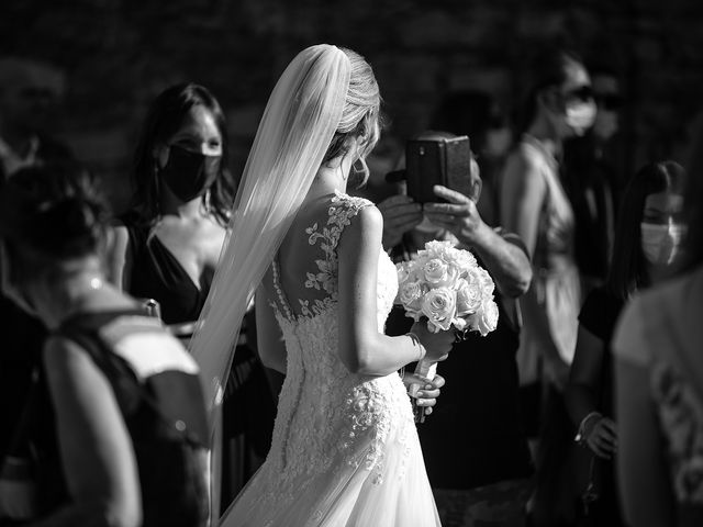 Il matrimonio di Andrea e Eleonora a Capannori, Lucca 36