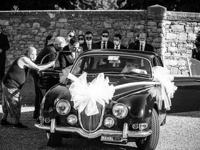 Il matrimonio di Andrea e Eleonora a Capannori, Lucca 38