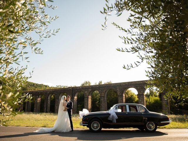 Il matrimonio di Andrea e Eleonora a Capannori, Lucca 40