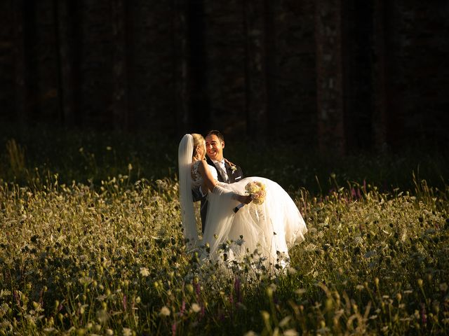 Il matrimonio di Andrea e Eleonora a Capannori, Lucca 46