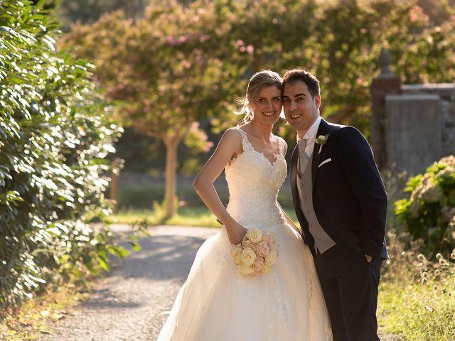 Il matrimonio di Andrea e Eleonora a Capannori, Lucca 53