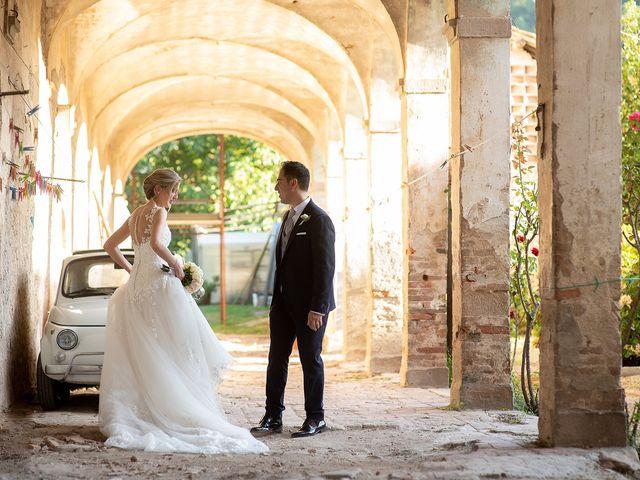 Il matrimonio di Andrea e Eleonora a Capannori, Lucca 55